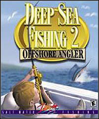 Game Box for Deep Sea Fishing 2: Offshore Angler (PC)