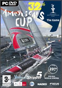 Okładka 32nd America's Cup – The Game (PC)