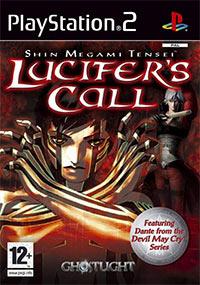 Okładka Shin Megami Tensei: Nocturne (PS2)