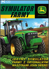 Okładka John Deere: Drive Green (PC)
