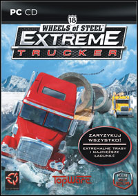 Okładka 18 Wheels of Steel: Extreme Trucker (PC)