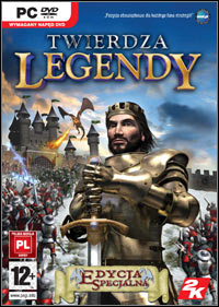 Okładka Stronghold Legends (PC)