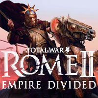 Game Total War: Rome II - Empire Divided (PC) cover