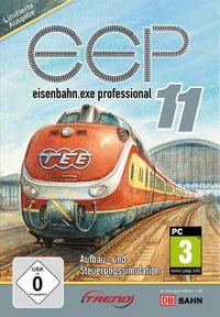 Okładka Eisenbahn.exe Professional 11 (PC)