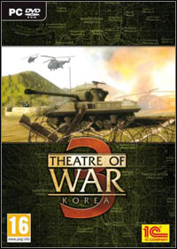 Game Box for Theatre of War 3: Korea (PC)