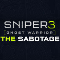 Game Sniper: Ghost Warrior 3 - The Sabotage (PC) cover