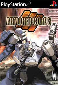 Okładka Armored Core 3 (PS2)