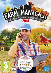 Okładka Farm Manager 2018 (PC)