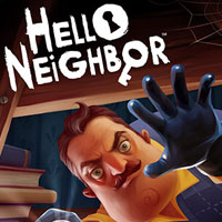 Game Hello Neighbor (PC) cover