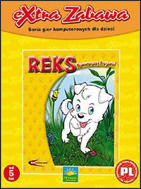 Okładka Rex (PC)