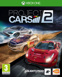 Game Project CARS 2 (PC) cover