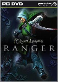 Elven Legacy: Ranger (PC cover