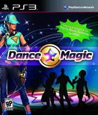 Okładka Dance Magic (PS3)
