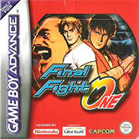 Okładka Final Fight One (GBA)