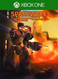 Game Spareware (XONE) cover