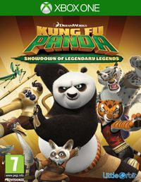 Game Kung Fu Panda: Showdown of Legendary Legends (PC) cover
