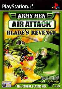 Okładka Army Men: Air Attack 2 (PS2)