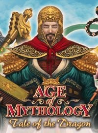 Okładka Age of Mythology: Tale of the Dragon (PC)