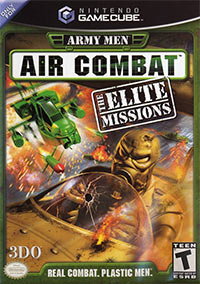Okładka Army Men: Air Combat - The Elite Missions (GCN)