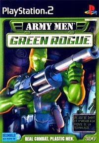 Okładka Army Men: Green Rogue (PS2)