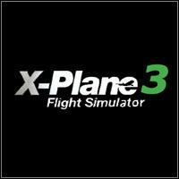 Okładka X-Plane 3 (PC)
