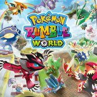 Okładka Pokemon Rumble World (3DS)