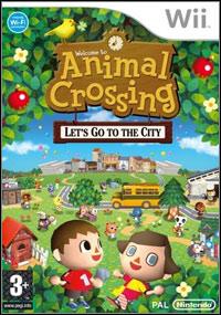 Okładka Animal Crossing: City Folk (Wii)