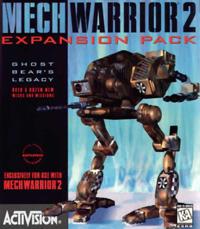 Okładka MechWarrior 2: Expansion Pack - Ghost Bear's Legacy (PC)