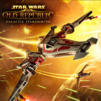 Okładka Star Wars: The Old Republic - Galactic Starfighter (PC)