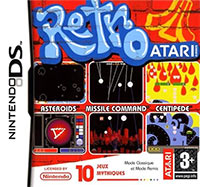 Retro Atari Classics (NDS cover