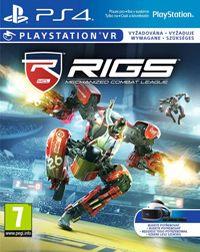Okładka Rigs: Mechanized Combat League (PS4)
