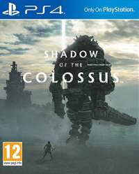 Game Box for Shadow of the Colossus (PS4)