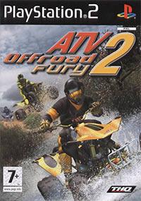 Okładka ATV Offroad Fury 2 (PS2)