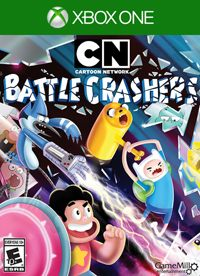 Game Cartoon Network: Battle Crashers (3DS) cover