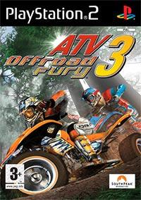 Okładka ATV Offroad Fury 3 (PS2)