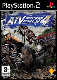 Okładka ATV Offroad Fury 4 (PS2)