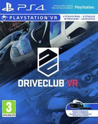 Okładka DriveClub VR (PS4)