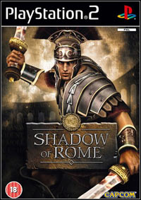Shadow of Rome (PS2 cover