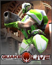 Okładka Quake Live (PC)