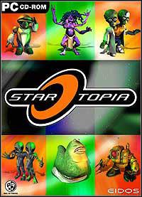 Okładka Startopia (PC)
