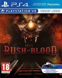 Okładka Until Dawn: Rush of Blood (PS4)