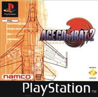 Okładka Ace Combat 2 (PS1)