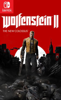 Game Wolfenstein II: The New Colossus (PC) cover