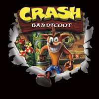 Okładka Crash Bandicoot HD (PS4)