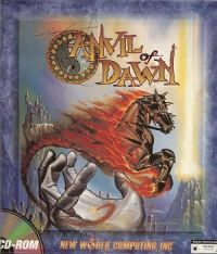 Okładka Anvil of Dawn (PC)