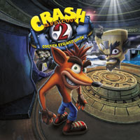 Okładka Crash Bandicoot 2 HD (PS4)