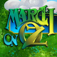 Game Box for March On Oz (PC)