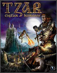 Okładka Tzar: The Burden of the Crown (PC)