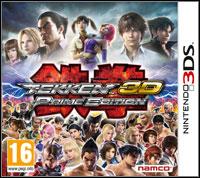 Game Box for Tekken 3D: Prime Edition (3DS)