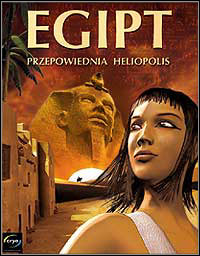 Game Box for Egypt II: The Heliopolis Prophecy (PC)